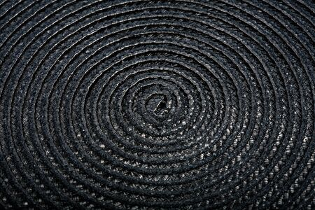 fibre de carbone: carbon fiber weave background spiral texture