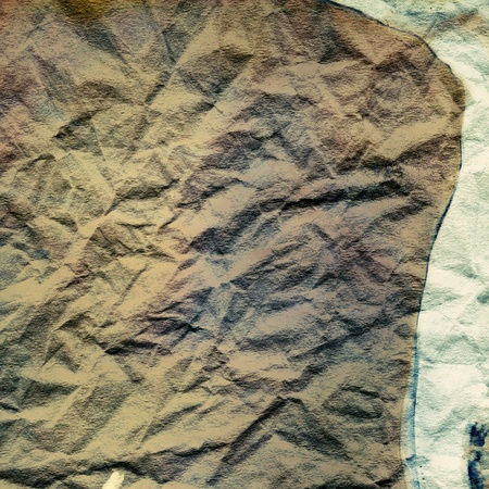 Abstract grunge paper background, square shape Stock Photo - 8706654