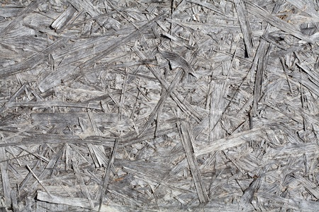 Close up of a recycled compressed wood chippings board Stock Photo - 12989707
