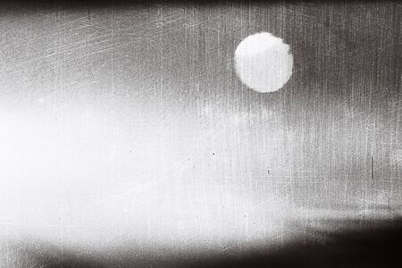 Medium format film frame with heavy scratches, dust and grain Stock Photo - 15473867