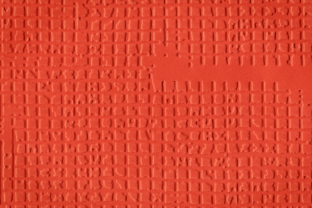 embossed paper: Red embossed paper texture background