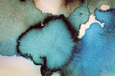tempera: Abstract hand painted art background
