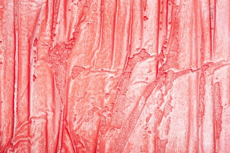 bumpy: Red bumpy wall stucco texture background, leather imitation