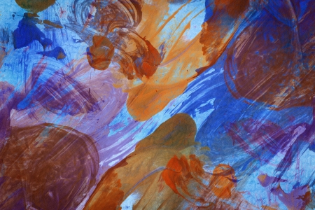 Designed abstract arts background,used acrylic elements photo