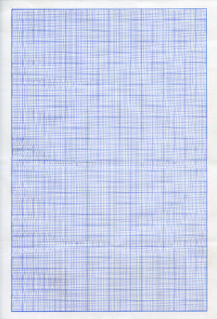 Graph paper texture, square grid background   Stock Photo - 24598924