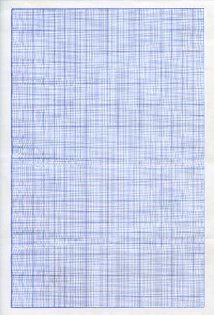 millimetre: Graph paper texture, square grid background   Stock Photo