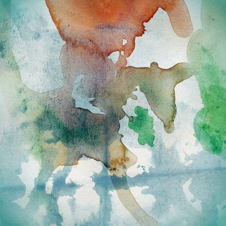 multilayer: Designed arts Used watercolor elements