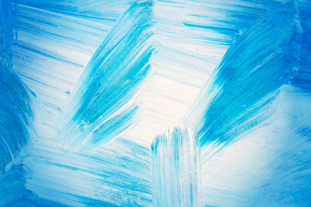 layer masks: Abstract hand painted art background