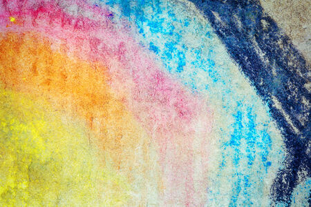 layer masks: Abstract hand painted grungy art background