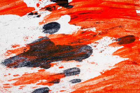 layer masks: Abstract hand painted arts background
