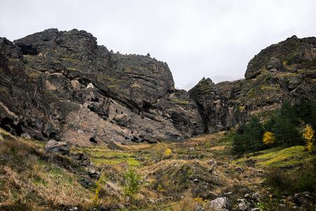built in: Vanis Qvabebi cave monastery in Georgia, built in 8th century