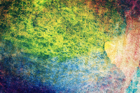 layer mask: Designed abstract hand painted grungy art background
