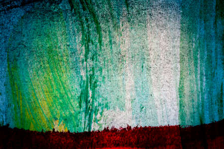 layer masks: Designed abstract hand painted grungy art background