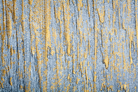 White and golden lined wall stucco texture background. Decorative wall paint.