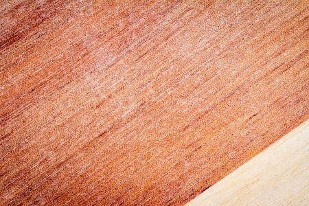 Wood texture background with natural pattern. Old wooden board. Imagens