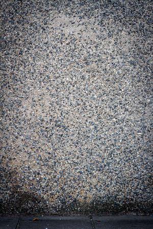 Aged weathered gray street wall background 版權商用圖片