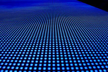 LED の縦画面の背景