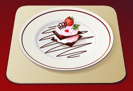 Strawberry dessert no.2