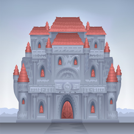 fortresses: Castle (other landscapes are in my gallery)