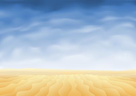 duna: Paisaje des�rtico (otros paisajes est�n en mi galer�a)
