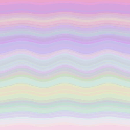 Striped pastel-colored texture Vector