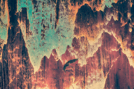 rust: Damaged metal rust texture. Abstract grunge background