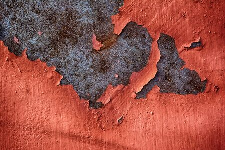 corrosion: Damaged metal rust texture. Abstract grunge background