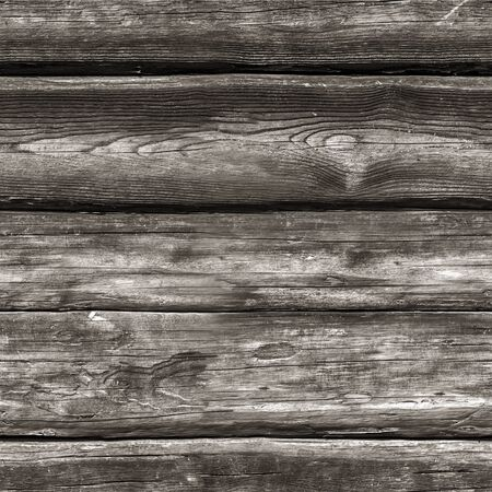 SEAMLESS dark grey wooden old planks background