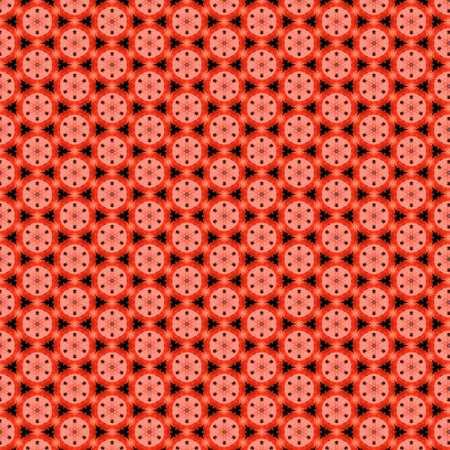 oriented: Seamless pattern in Indian style