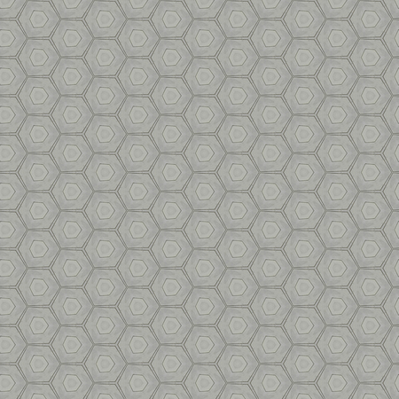 autocad: Pentagonal gray pattern background