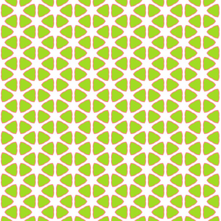 Seamless green graphic pattern set.Circle, Geometric Shape, Shape, Backgrounds, Pattern,Color Swatch, Painted Image, Decor, Textile, Tile