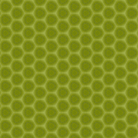 Beautiful geometric pattern green color.Ceramic tile, wallpaper, linoleum, textile, web page background Stock Photo