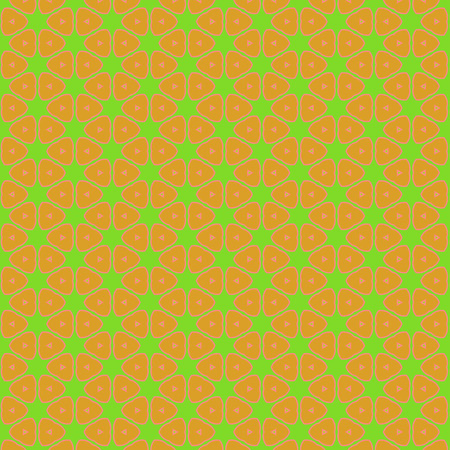 Bright colorful vector pattern