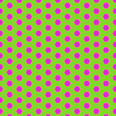 Bright colorful geometric pattern