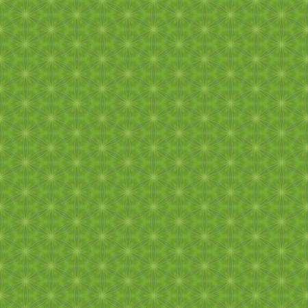 Geometric seamless pattern green