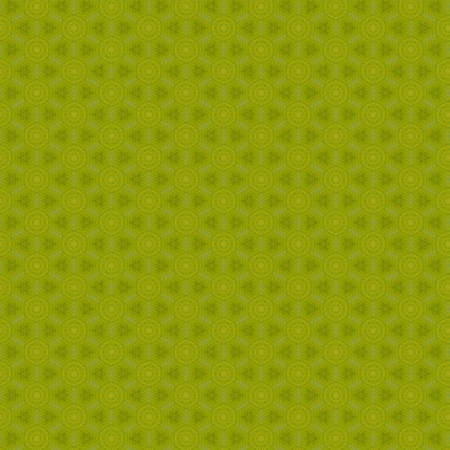 Green hexagon grid seamless pattern.Wave Pattern, Fabric Swatch,Backgrounds, Geometric Shape Stock Photo