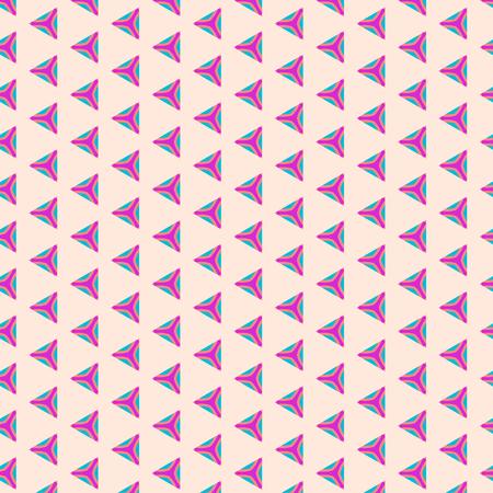 Geometric pattern colorful texture Stock Photo