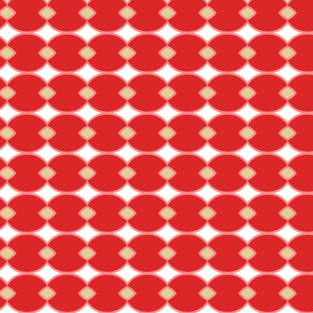 Seamless pattern red coloful Stock Photo