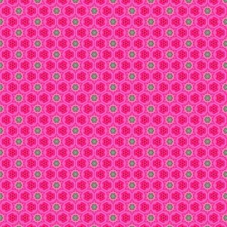 Flower pattern pink colorful