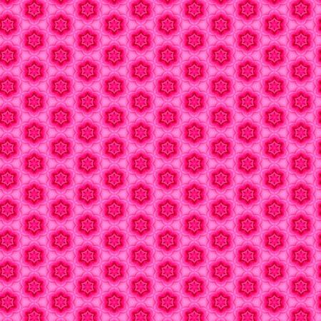 punto de cruz: Patrón de flor rosa colorido