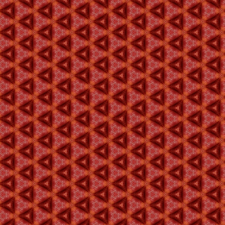 photoshop: Seamless geometric pattern red blood color  background Stock Photo