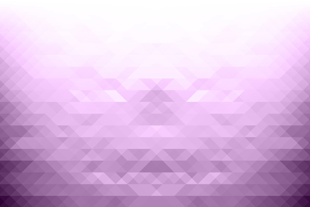 Low poly Abstract background in purple tone.