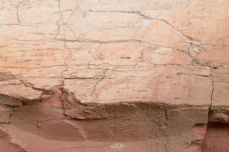 Texture of Sandstone background. 写真素材