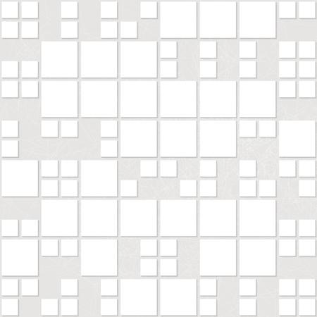 origami pattern: Seamless white rectangular origami pattern. Eps10