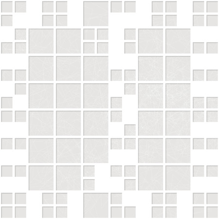 parametric: Seamless white rectangular origami pattern. Eps10