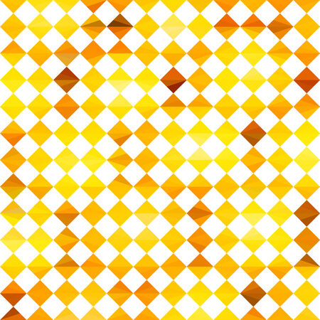 orange pattern: Colorful abstract background with geometric orange pattern