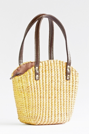 habiliment: A handbag from hand made