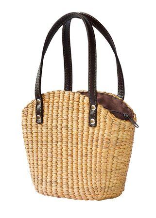 decoupage: Hand bag for decoupage