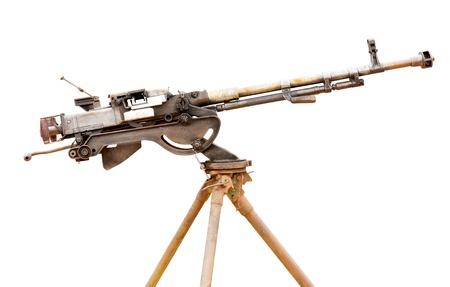 tanque de guerra: Arma viejo en el museo