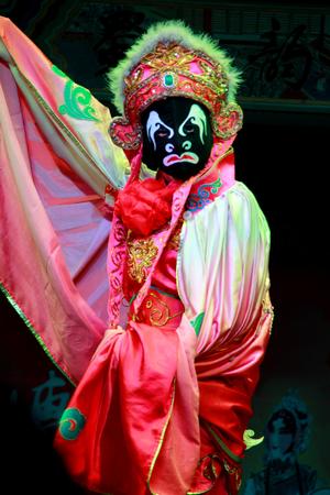 opera: Sichuanese opera